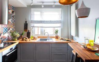 Подоконник-столешница на кухне: варианты создания дополнительного пространства