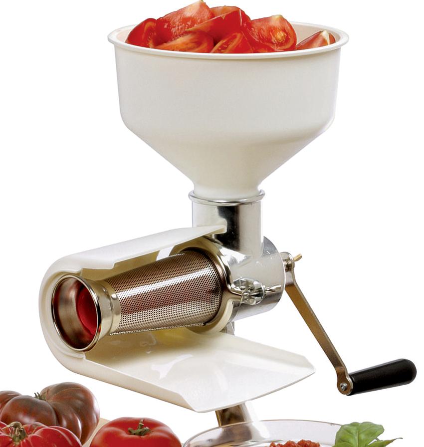 Соковыжималки для томатов бывают бытовыми, профессиональными и промышленными