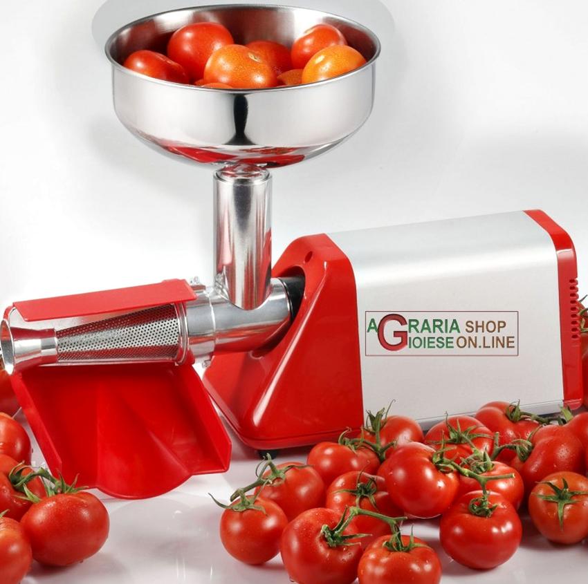 Рекомендуют выбирать соковыжималки для томатов, оснащенные углубленными емкостями для закладки