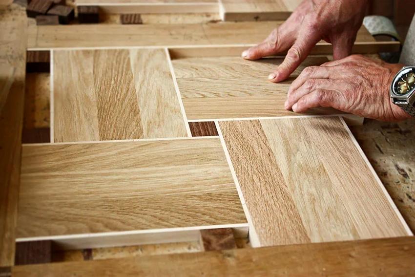 Когда деревянные детали полностью подготовлены, можно переходить к сборке