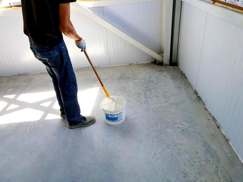 Полимерные пропитки способны надежно укрепить бетон за счет способности глубокого проникновения