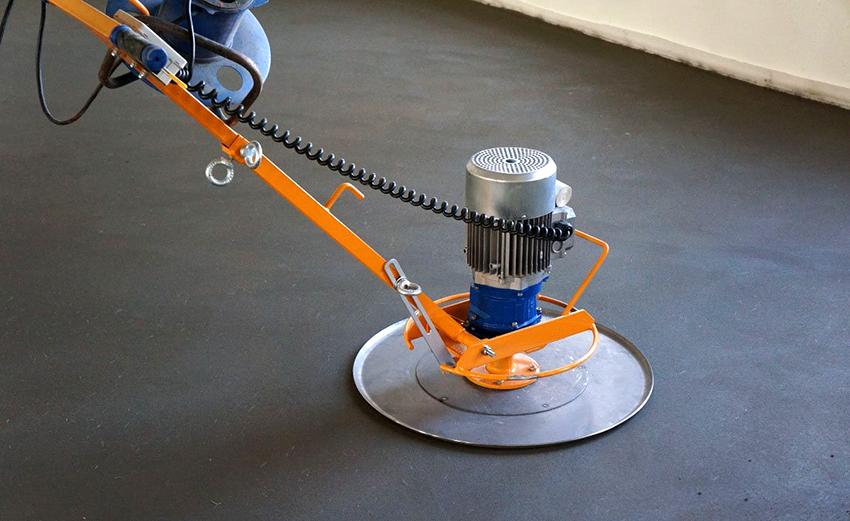 Железнение позволяет повысить положительные характеристики бетона