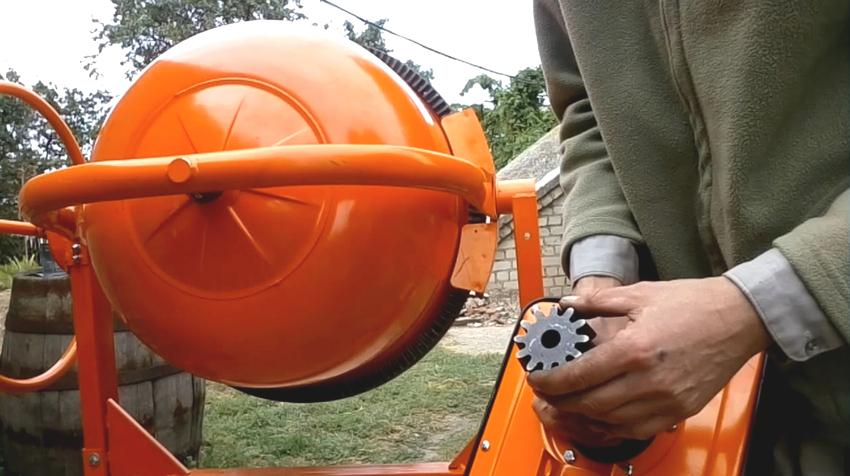 Ремонт бетономешалки несложная задача, его реально выполнить самостоятельно
