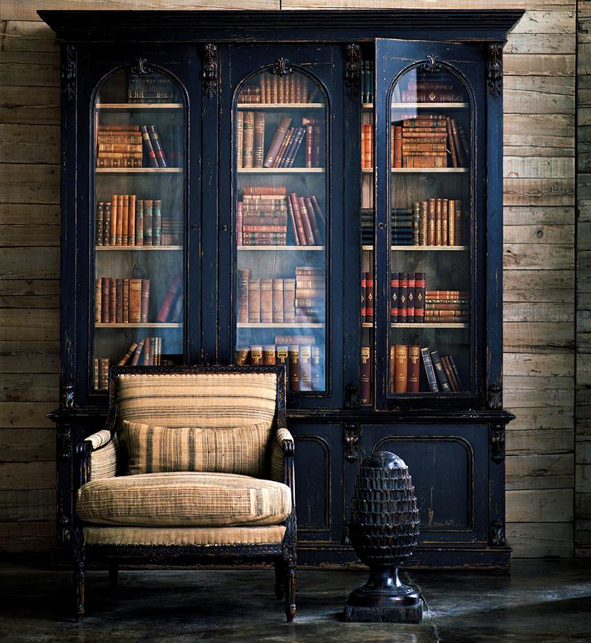 Шкаф может быть изготовлен из любого материала, главное, чтобы он был качественным