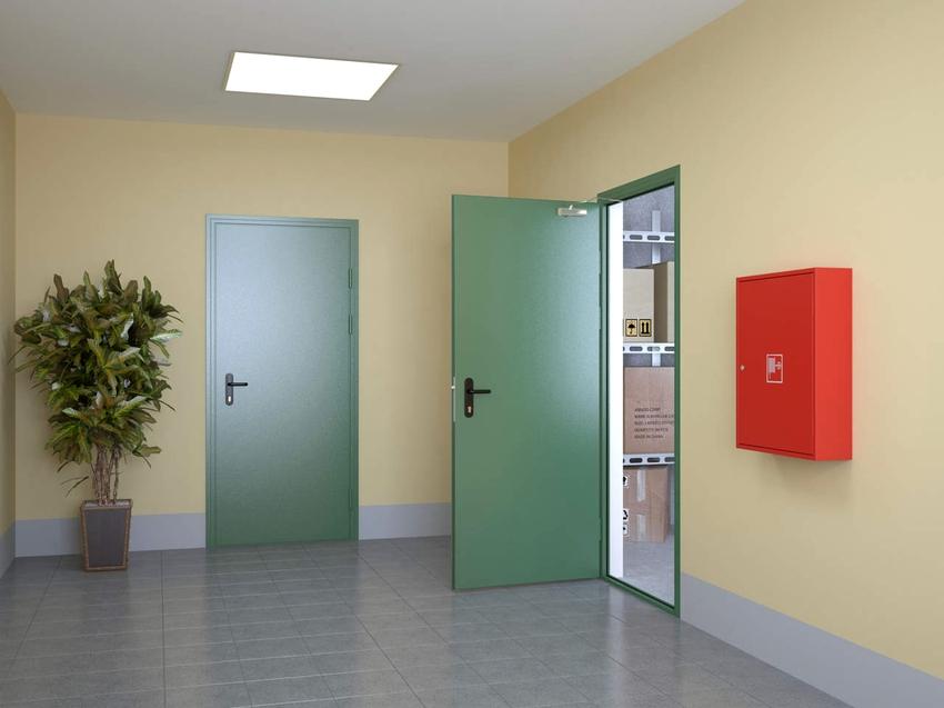 ГОСТ 30247.0-94 определяет какими должны быть специальные печи и приборы для измерения параметров противопожарной двери