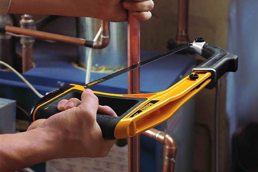Ножовки по металлу могут быть ручными и электрическими