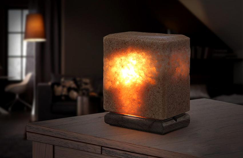 Размер лампы необходимо подбирать исходя из площади помещения