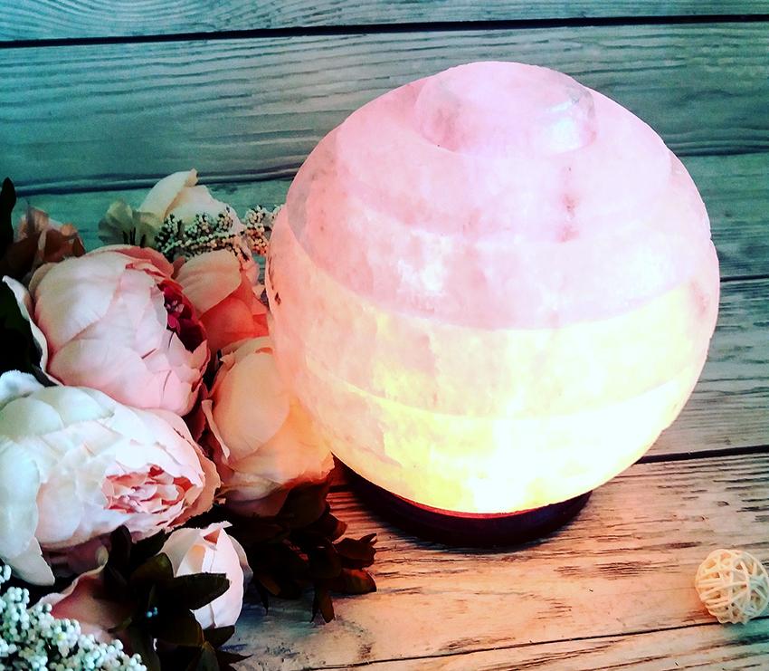 Польский бренд Sоlay производит лампы с большим содержанием хлорида натрия