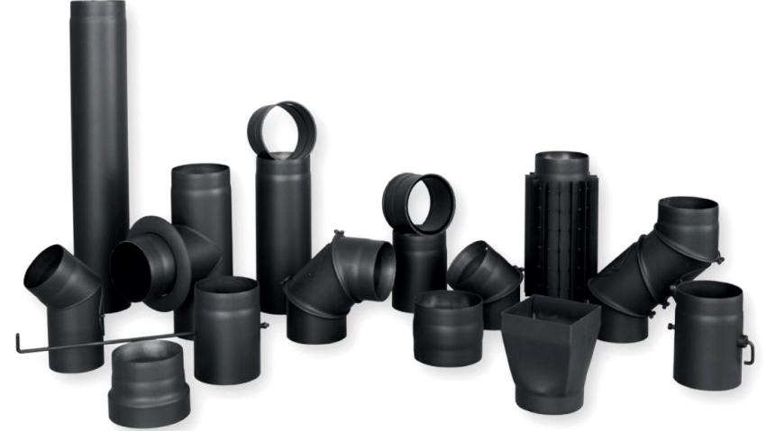 Пластиковые трубы с круглым сечением могут иметь диаметр в пределах 10-20 см