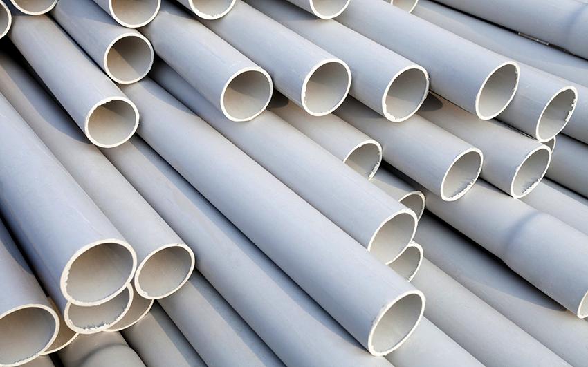 Размер пластиковой трубы можно рассчитать по специальной формуле