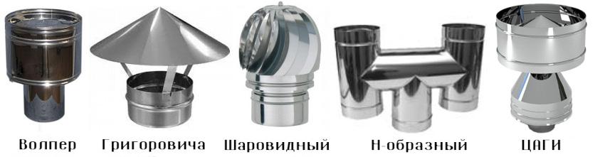 Устройство по принципу работы может быть ротационным, дефлекторным и турбинным