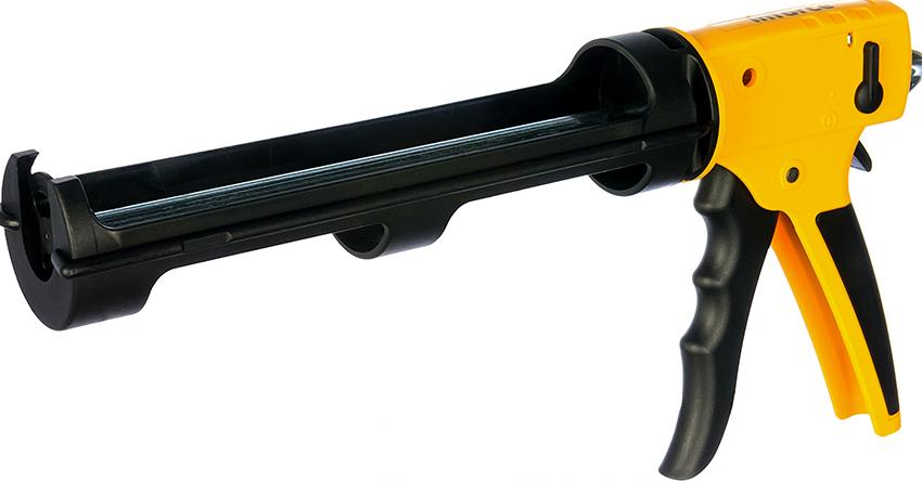 Механический пистолет является оптимальным вариантом для бытового использования