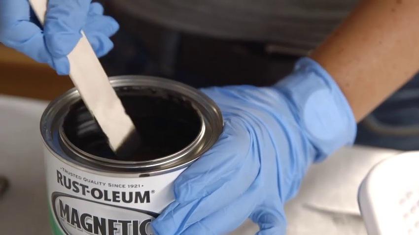 Латексные составы графитных красок абсолютно безопасны для здоровья человека