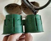 Увеличенная глубина подрозетников может достигать 80 мм