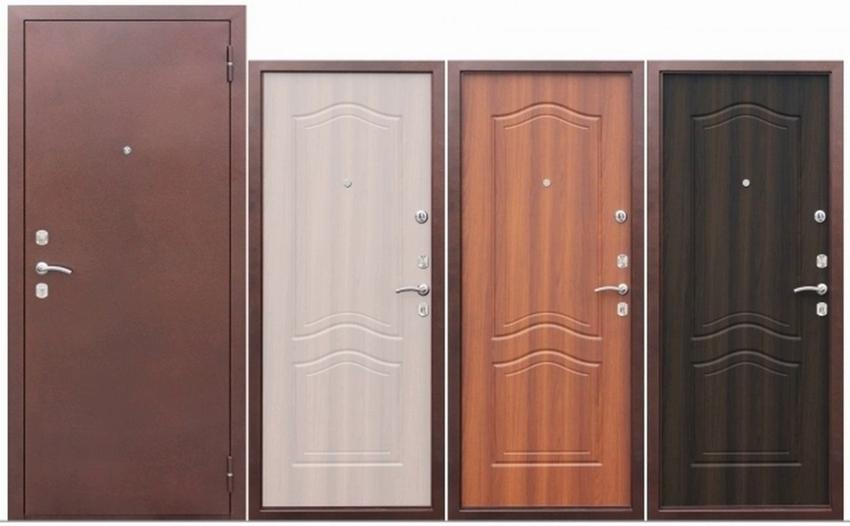 Декоративная накладка позволяет обновить полотно без замены самой двери