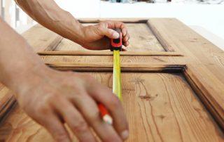 Ремонт межкомнатных дверей: интересные идеи реставрации полотен