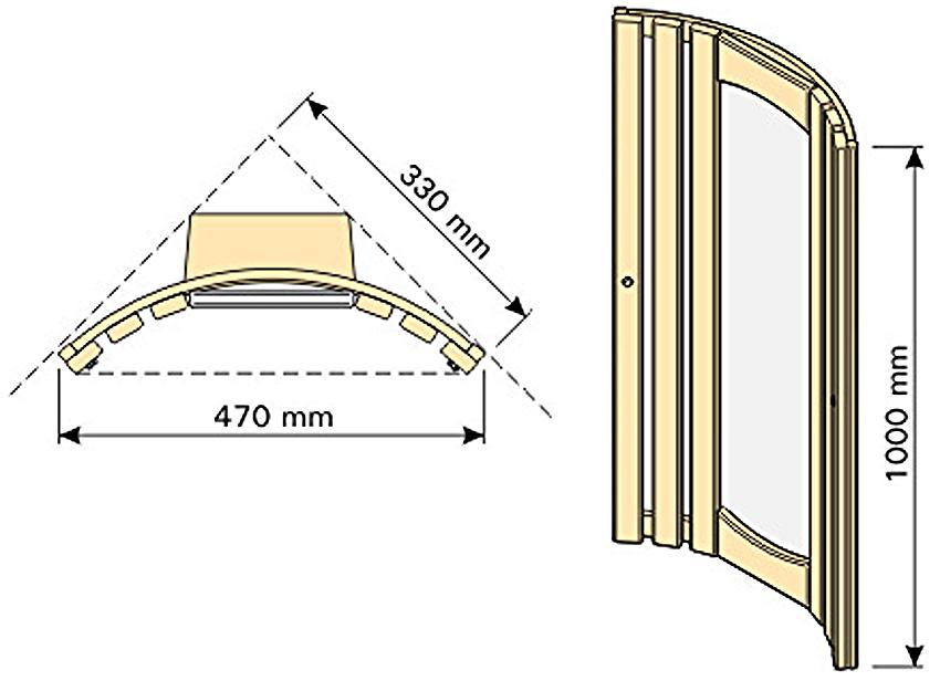 Схема для изготовления деревянной решетки для светильника своими руками