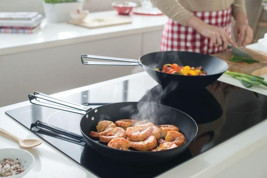 Придерживаясь простых правил приготовления пищи, можно сэкономить расход энергии электроплиты