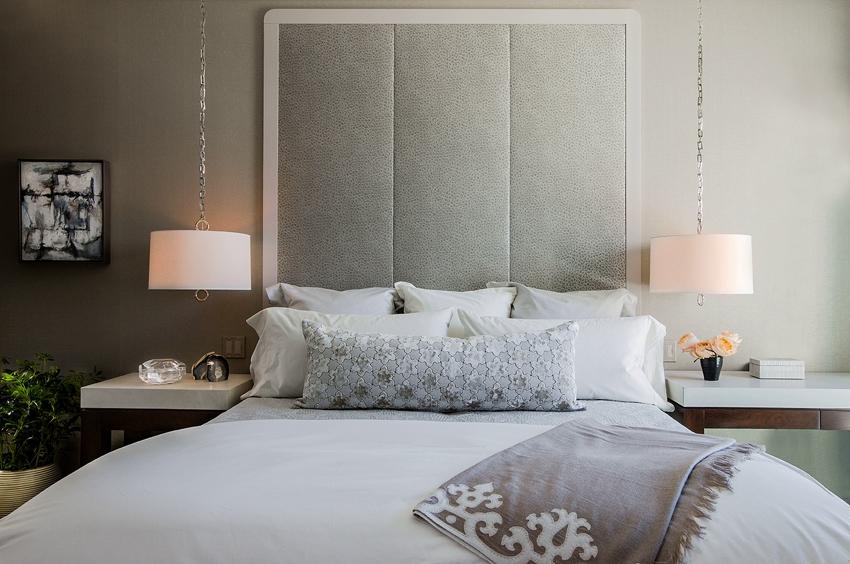 Выключатели у изголовья позволят включать и выключать свет, не вставая с кровати