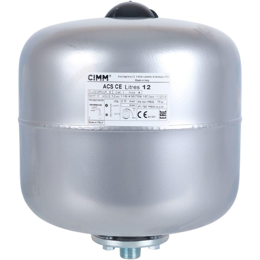 Расширительный бак для системы горячего водоснабжения