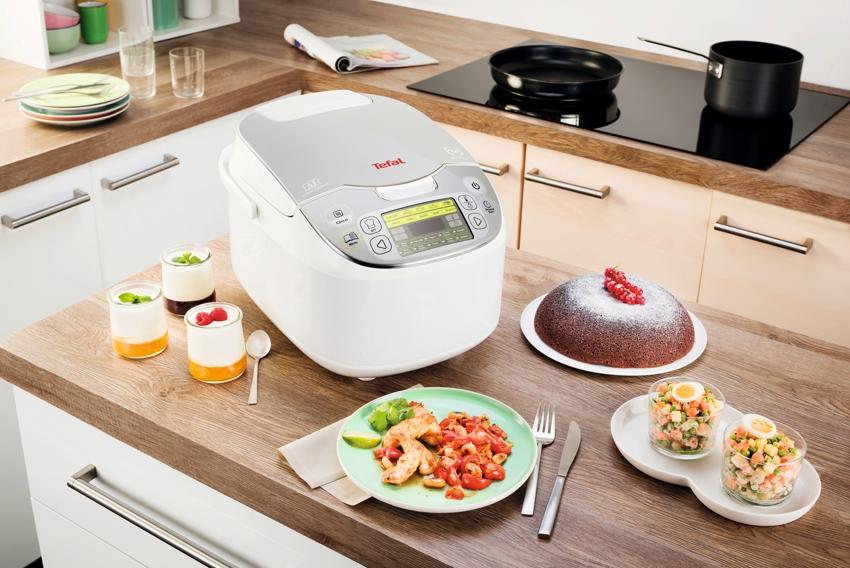 С помощью мультиварки можно приготовить множество разнообразных блюд