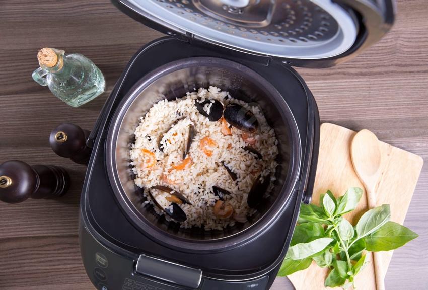Еда, приготовленная в мультиварке, сохраняет насыщенный аромат и вкус