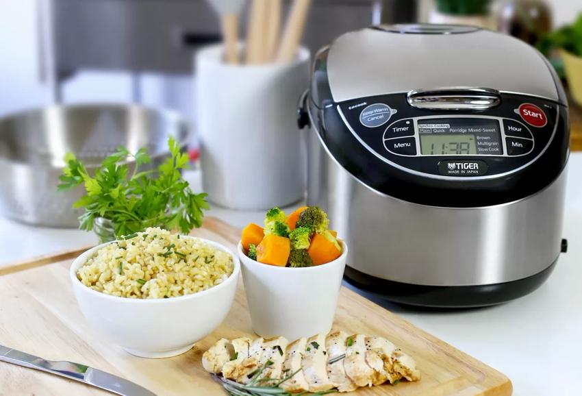 Обычная мультиварка готовит медленнее, чем традиционная плита